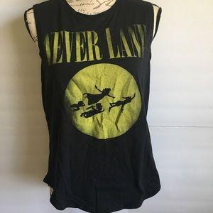 Disney XL Neverland Tank Top